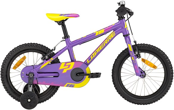 Lapierre Pro Race 16w Girls 2017 - Kids Bike