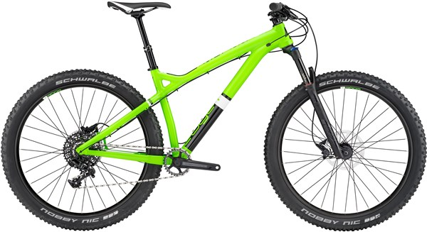 "Image of Lapierre Edge + 527 27.5""  Mountain Bike 2017 - Hardtail MTB"