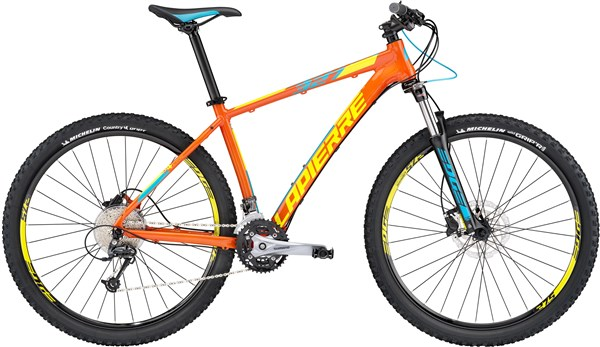 "Lapierre Edge 327 27.5""  Mountain Bike 2017 - Hardtail MTB"
