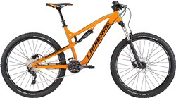 "Lapierre Edge AM 527 27.5""  Mountain Bike 2017 - Full Suspension MTB"