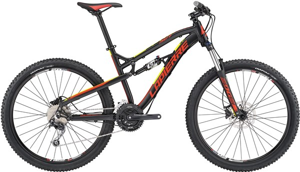 "Lapierre Edge XM 327 27.5""  Mountain Bike 2017 - Full Suspension MTB"