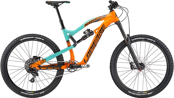 "Image of Lapierre Spicy 327 27.5""  Mountain Bike 2017 - Full Suspension MTB"