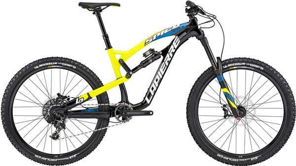 "Image of Lapierre Spicy 527 27.5""  Mountain Bike 2017 - Full Suspension MTB"