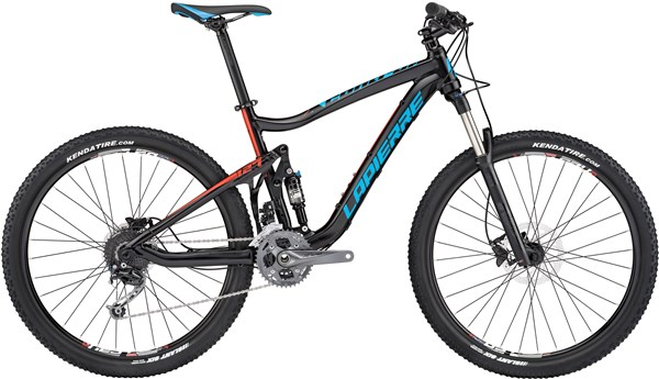 "Lapierre X-Control 127 27.5""  Mountain Bike 2017 - Trail Full Suspension MTB"