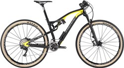 Lapierre XR 729 29er  Mountain Bike 2017 - Full Suspension MTB