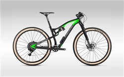 Lapierre XR 929 Ultimate 29er  Mountain Bike 2017 - Full Suspension MTB