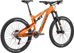 "Lapierre Zesty AM 327 27.5""  Mountain Bike 2017 - Full Suspension MTB"