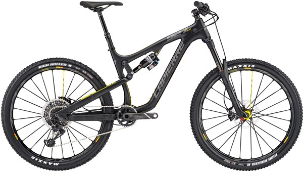 "Image of Lapierre Zesty AM 927 Ultimate 27.5""  Mountain Bike 2017 - Full Suspension MTB"