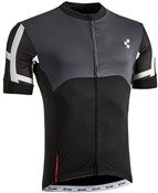 Product image for Cube Blackline Short Sleeve Cycling Jersey