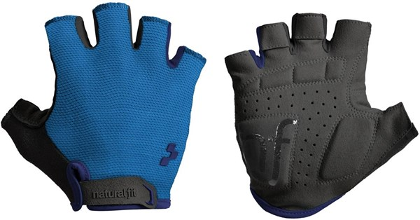 Cube Natural Fit Short Finger Cycling Gloves