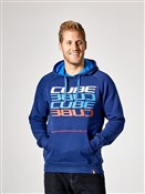 Cube After Race Series Mirrored Letters Hoody