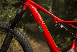 Specialized Turbo Levo FSR Comp 6Fattie CE 2017 - Electric Bike