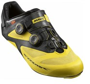 Mavic Cosmic Ultimate Maxi Fit Road Cycling Shoes 2017