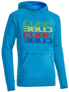 Image of Cube Junior Mirrored Letters Hoody