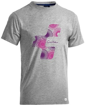 Cube Flower Icon Junior T-Shirt