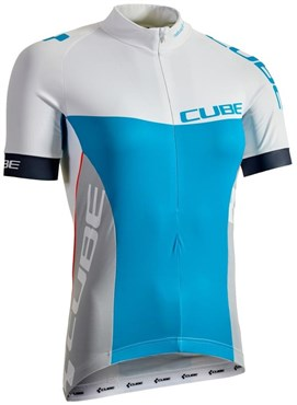 Cube Teamline WLS Womens Short SLeeve Cycling Jersey