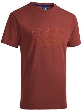 Cube After Race Series Cube T-Shirt