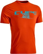 Product image for Cube After Race Series Trail Ride T-Shirt