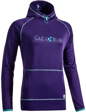Cube After Race Series WLS Womens Race Hoody