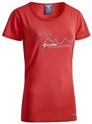 Product image for Cube After Race Series Fichtelmountains WLS Womens T-Shirt