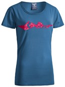 Product image for Cube After Race Series Mountains WLS Womens T-Shirt