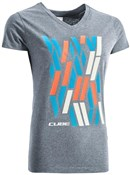 Product image for Cube Aftter Race Series Team WLS Womens T-Shirt