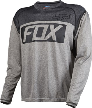 Fox Clothing Indicator Long Sleeve Cycling Jersey AW16