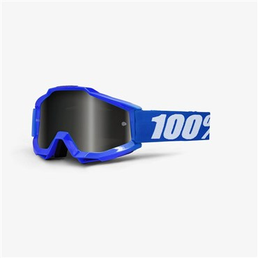 100% Accuri Sand MTB Goggles With Extra Clear Lens