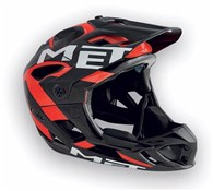 Product image for MET Parachute Full Face MTB Cycling Helmet 2018