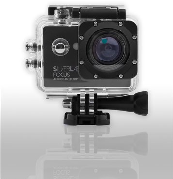 SilverLabel Focus Action Camera - 720p