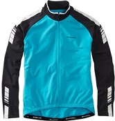 Madison Peloton Mens Long Sleeve Thermal Roubaix Jersey SS17