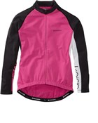 Madison Keirin Womens Long Sleeve Thermal Jersey AW16