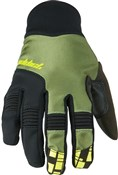 Madison Addict Mens Softshell Long Finger Gloves AW16