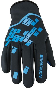 Madison Element Youth Softshell Long Finger Gloves AW16