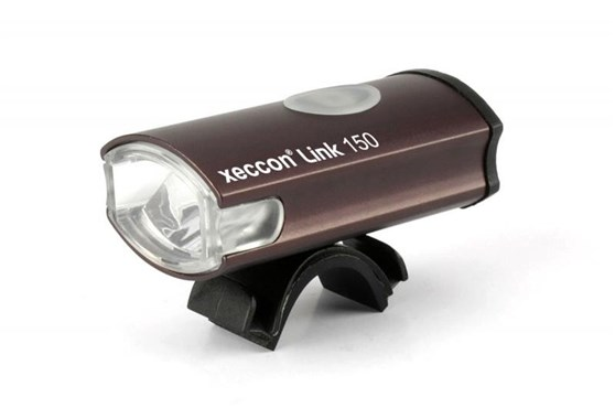 Image of Xeccon Link 150 1 LED Rechargeable Front Light