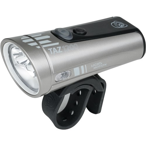 Light and Motion Taz 1200 Rechargeable Front Light