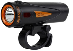 Light and Motion Urban 850 Trail Fast Charge Rechargeable Front Light