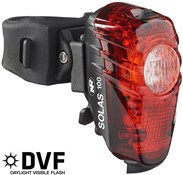 Product image for NiteRider Solas 100 USB Rechargeable Rear Light