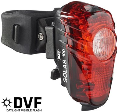 NiteRider Solas 100 USB Rechargeable Rear Light