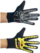 Northwave Skeleton Gel Long Finger Gloves