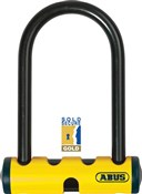 Abus U-Mini 401 D Lock - Sold Secure Gold
