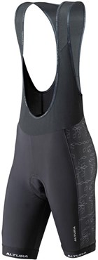 Altura Peloton Progel Womens Cycling Bib Shorts SS17