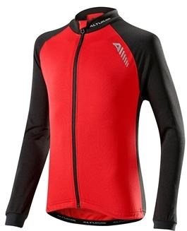 Altura Sprint Childrens Long Sleeve Cycling Jersey AW17