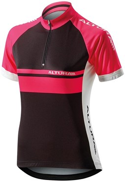 Altura Womens Team Short Sleeve Cycling Jersey 2015