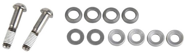 Avid Caliper Mounting Hardware - Titanium T25 - (Inc. Caliper Mounting Bolts & Washers, Standard)