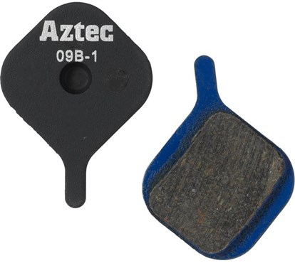 Aztec Organic Disc Brake Pads For Cannondale Coda Callipers