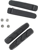Aztec Road Insert Brake Blocks - Pack Of 2 Pairs