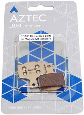 Aztec Sintered Disc Brake Pads For Magura MT