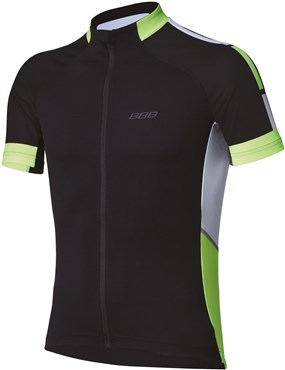 BBB ComfortFit Short Sleeve Cycling Jersey