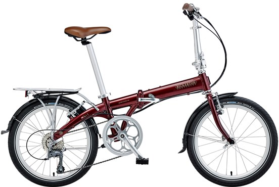 Bickerton Junction 1808 Country 2016 - Folding Bike